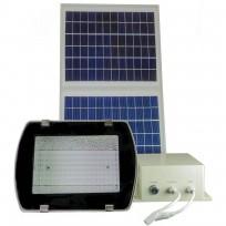 Мини светодиодные системы на солнечных панелях
